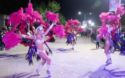 Nuevo récord: alrededor de 16 mil personas disfrutaron de nuestro carnaval