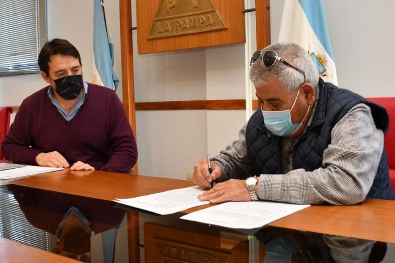 Licitaron obras que permitirán triplicar la cantidad de cuadras asfaltadas en Speluzzi