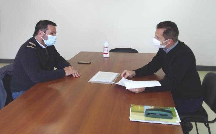 En el proceso de certificación de Centro Emisor de Licencia Nacional de Conducir en Speluzzi